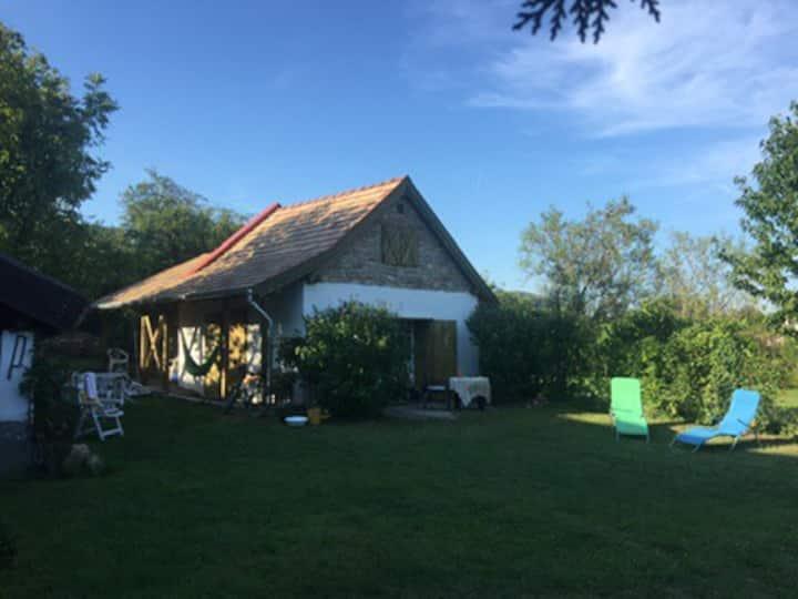 Small cottage, Balaton, Abrahamhegy