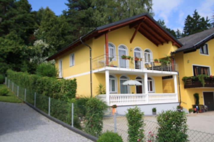 Acogedor Apartamento en Velden am Wörther See con Jardín