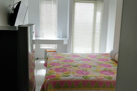Cozy and afordable orchad apartment surabaya