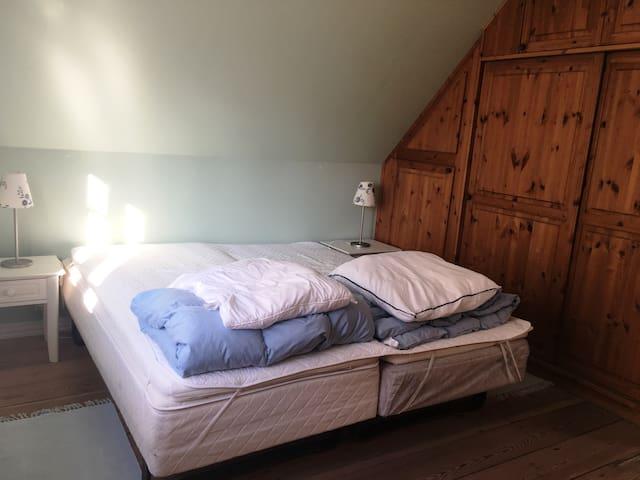 Soveværelse 1.sal