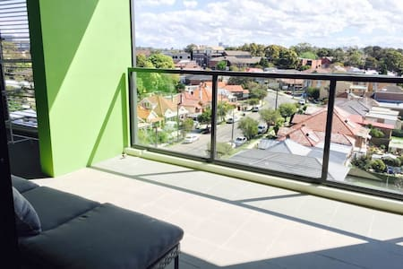 Bright Modern Apartment With View - Kogarah