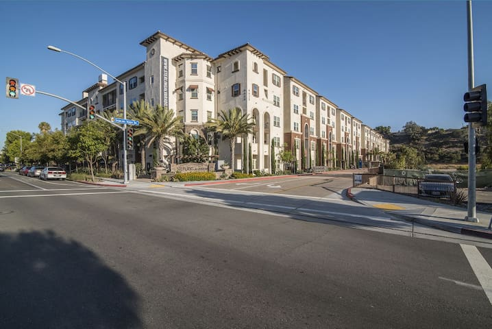 2Bed/2Bath Fully Furnished- San Diego - San Diego - Apartamento