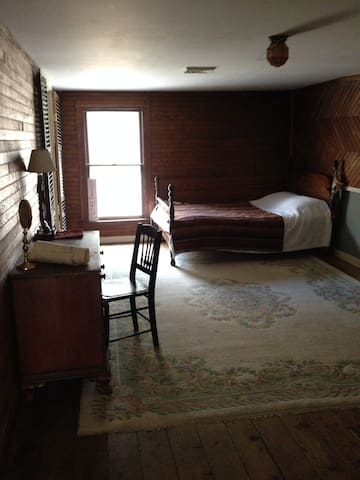 Creekside retreat, Irish Catskills - Durham - Apartament