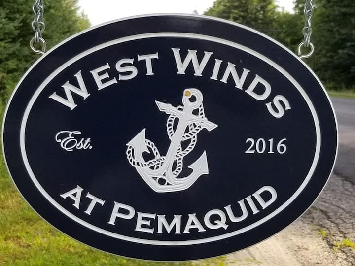 "Welcome to ""West Winds at Pemaquid"""
