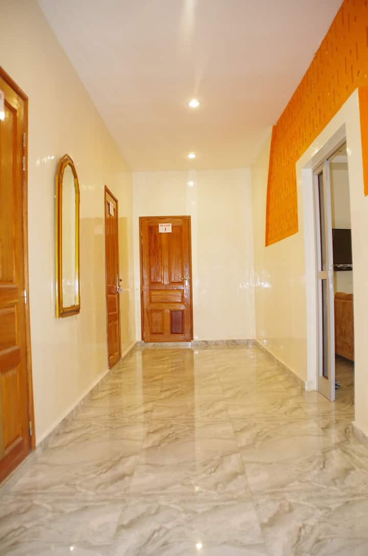 Residence la Corniche chambre DeLuxe 4