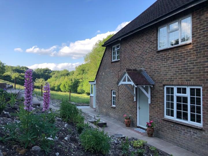 Charming Country Cottage (no1 Middle Oakshott)