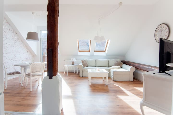 Charmante 2-Zimmer-Wohnung, super Anbindung