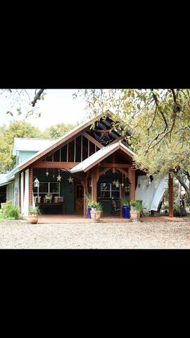 Hill Country Longhorn Ranch in Wimberley, Texas