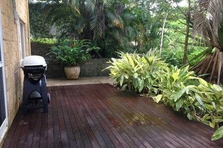 Spacious self contained family-friendly room - Mossman Gorge - Rumah