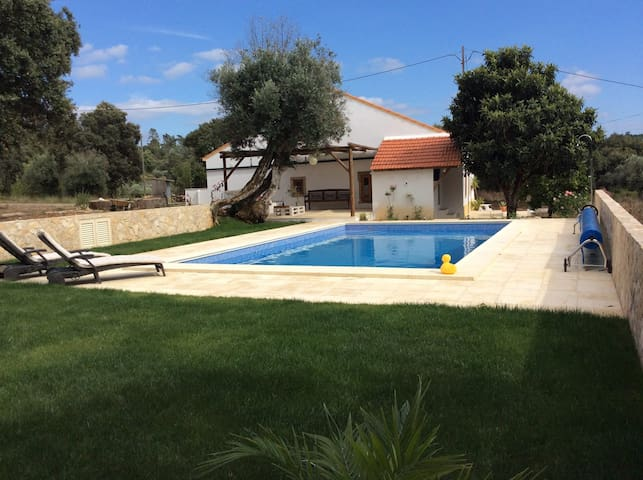 Spacious Villa near Tomar