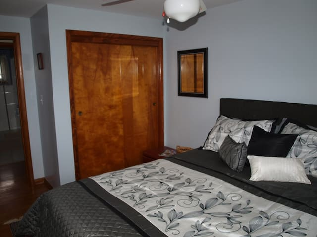 Comfortable room for  2 in country - Hopwood - Σπίτι