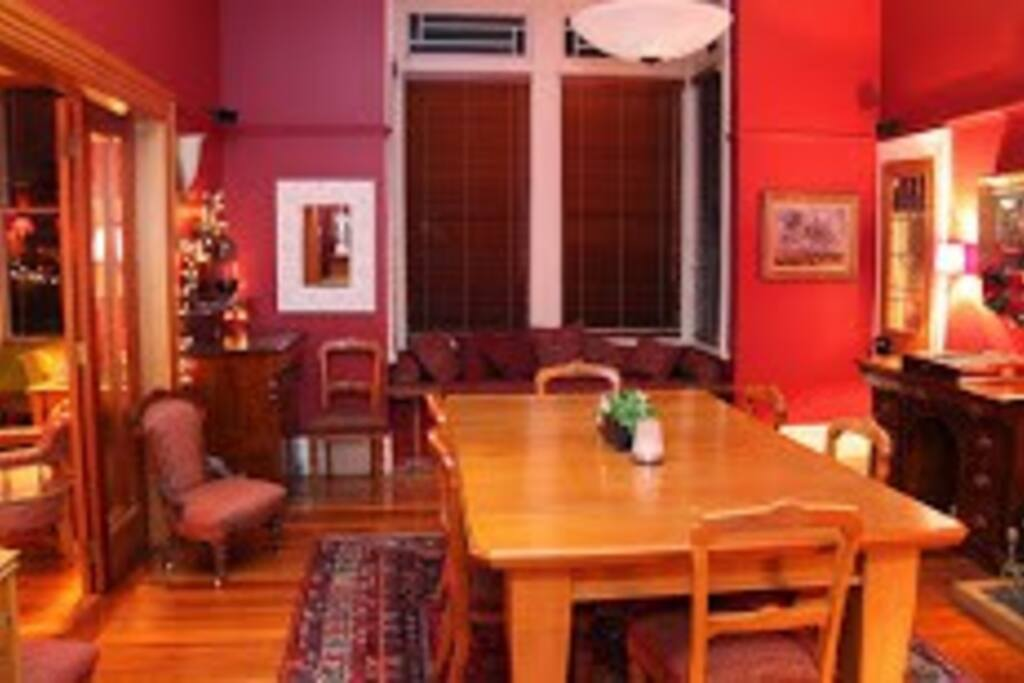 Dining Room/Meeting Room