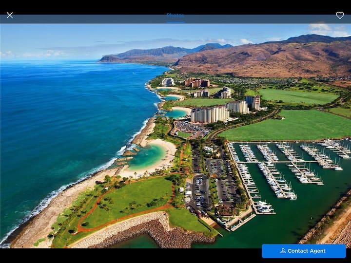 Ko Olina Resort Villa, Golf, Tennis,Beach & Marina