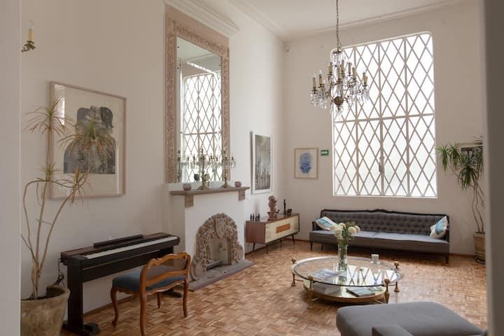 """Casa Comtesse B&B-Hotel Habitación """"Cocada"""""""