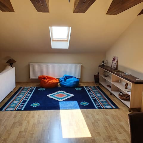 Apartament 140 mp pentru 8 persoane