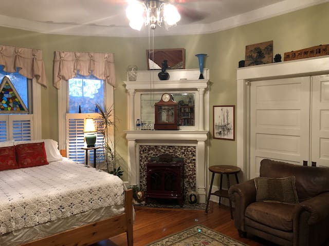Private Room in Historic Washington, NC: 1st floor