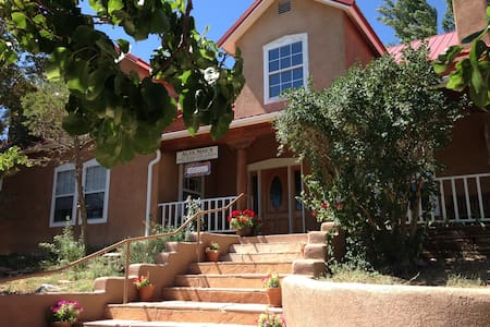 Alta Mae's Heritage Inn - The Pecos Room - Edgewood - Bed & Breakfast