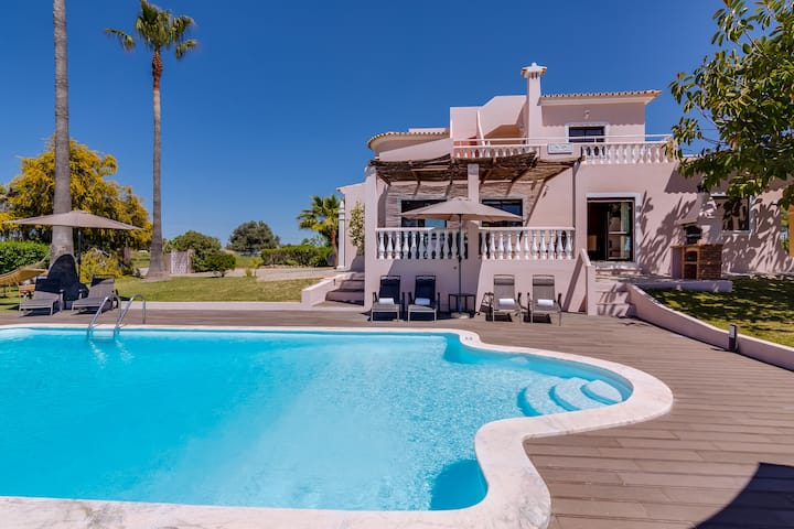 Albufeira Lovely Villa I Ocean and golf cours view
