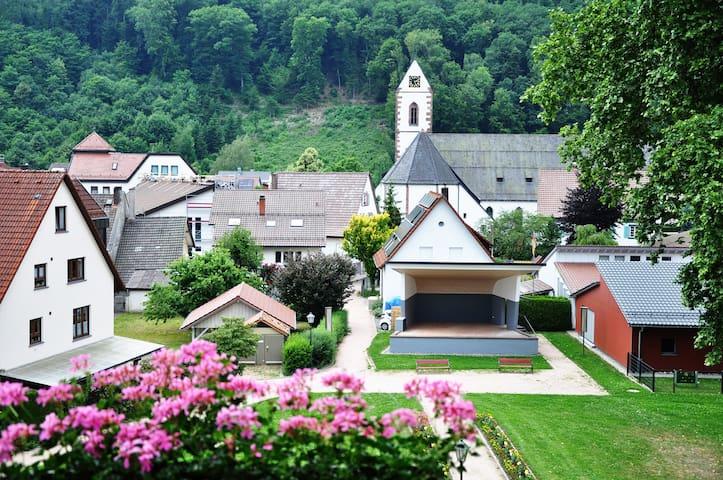 Kurgarten-Hotel, (Wolfach), Comfort Zweibettzimmer