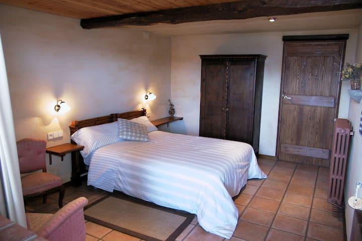 Habitació doble  amb dutxa