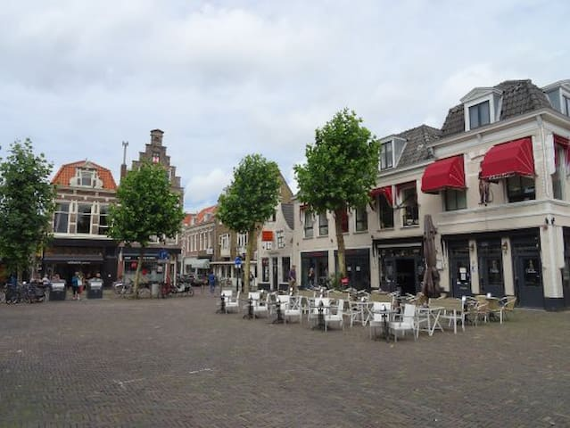 New apartment in the middle of centrum Haarlem