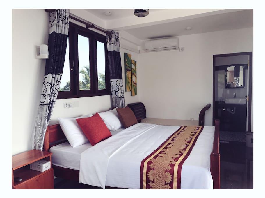 海景房 卧室