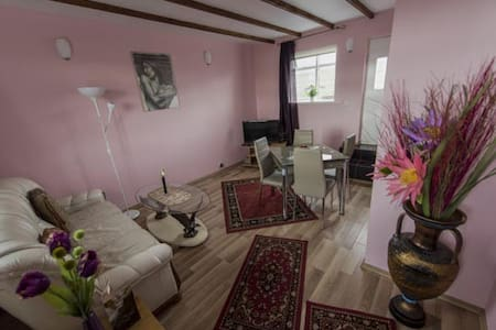 *Two Bedroom Apartment with Terrace* Blönduós North Iceland