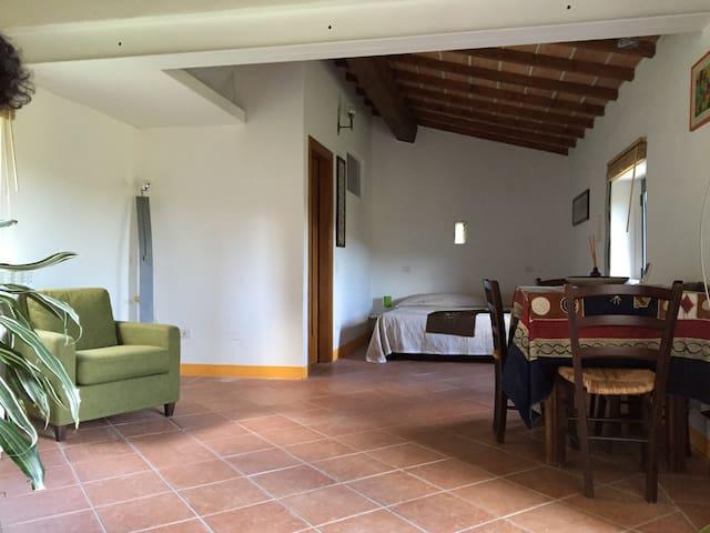 casa vacanze accogliente in Toscana - Casole d'Elsa - Ev