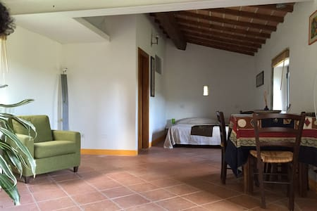 casa vacanze accogliente in Toscana - Casole d'Elsa - House