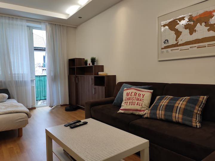 ☆ 2 separate BD apt very close to the city centre