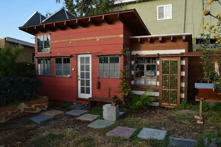 Garden Tiny House - Oakland - Cabane