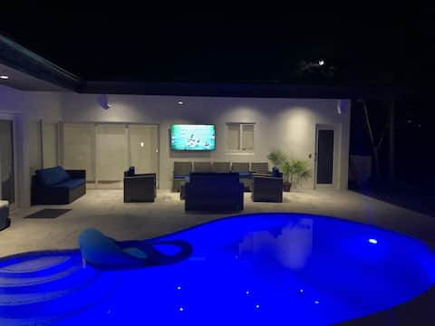Gorgeous house in Aventura, Sunny isles w/pool