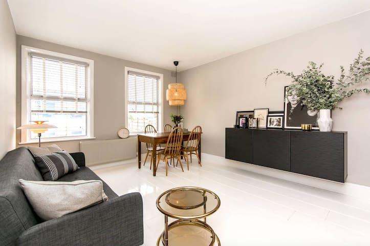 2 Bed apartment in the heart of Kensal Rise