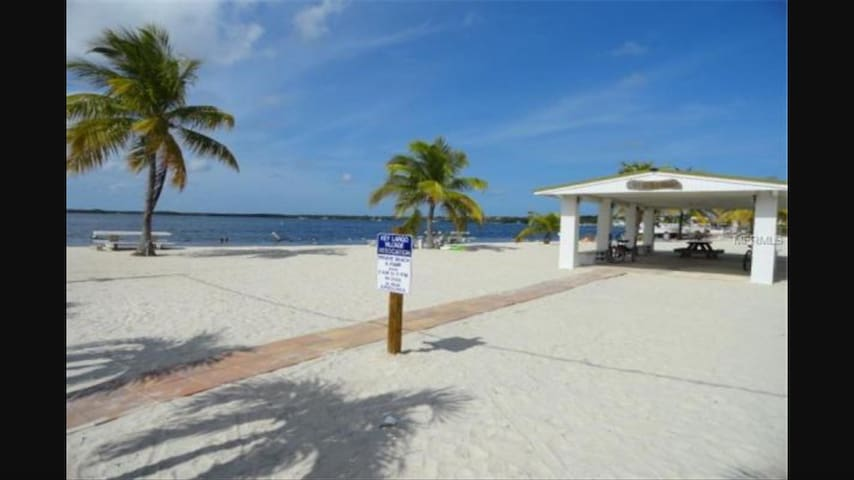 Private room with private beach - Key Largo - Maison