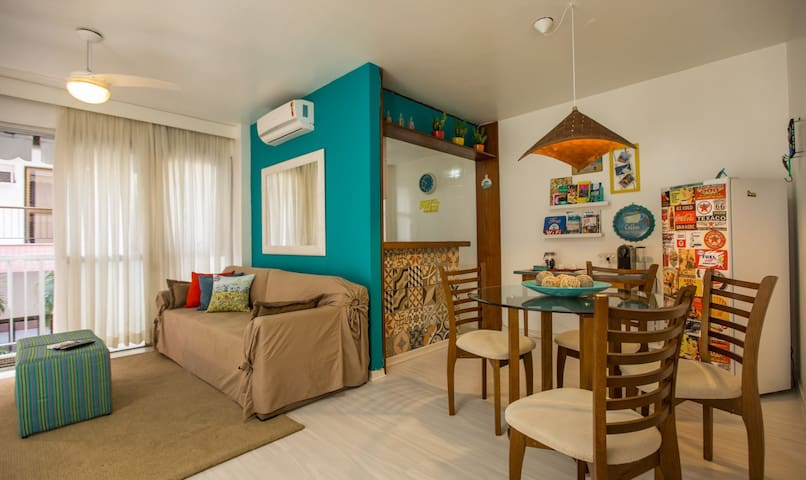 YOUR PRIVATE FLAT @ Ipanema Residence Hotel Rio