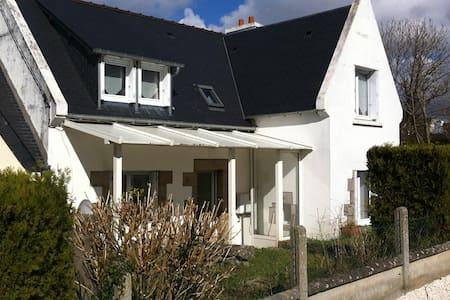 Maison au calme proche centre ville - Plestin-les-Grèves