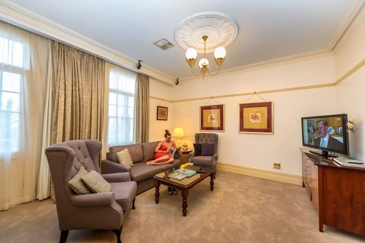 2 Bedroom Apartment in Boutique Hotel