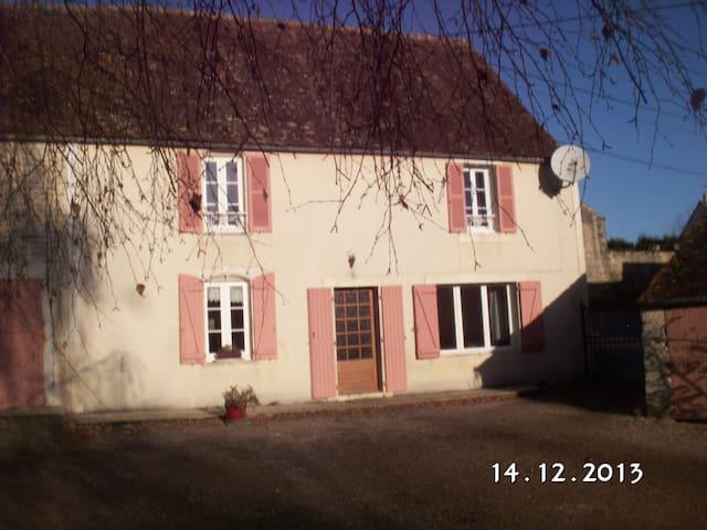 gite de vesqueville - La Hoguette - Lägenhet