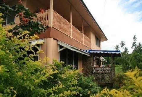 Samoan Village Homestay