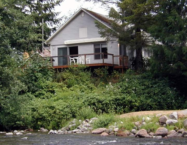 River House in Welches on Mt Hood OR