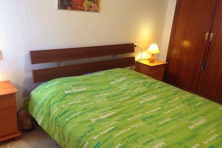 Habitación en BENIDORM (Cama matrimonio)