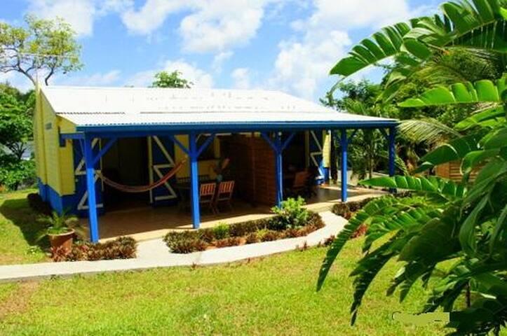 Résidence les palmiers Bungalows 1 & Grand Jardin - La Trinité