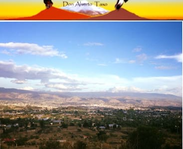Loma De Ensueños-- Cabaña Privada - Salcedo - Kulübe