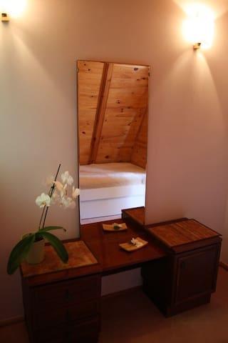 2nd Bedroom on the top floor