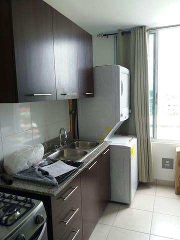 Alquiler de apartamento 2 habitaciones
