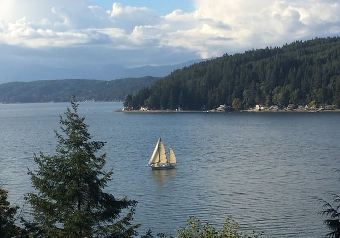 The Narrows on Hood Canal at Union