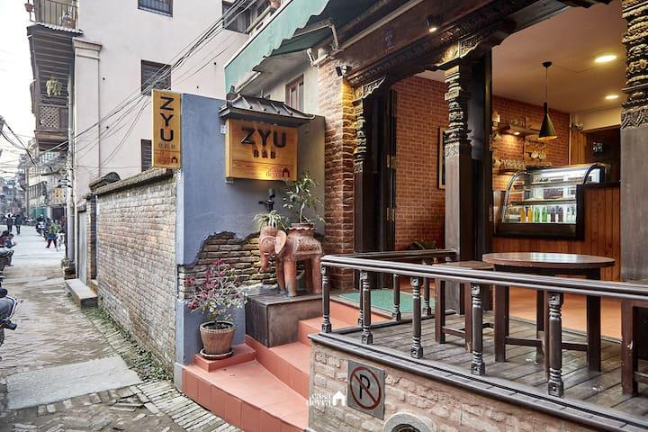 Boutique Pad 1BR near Patan Museum