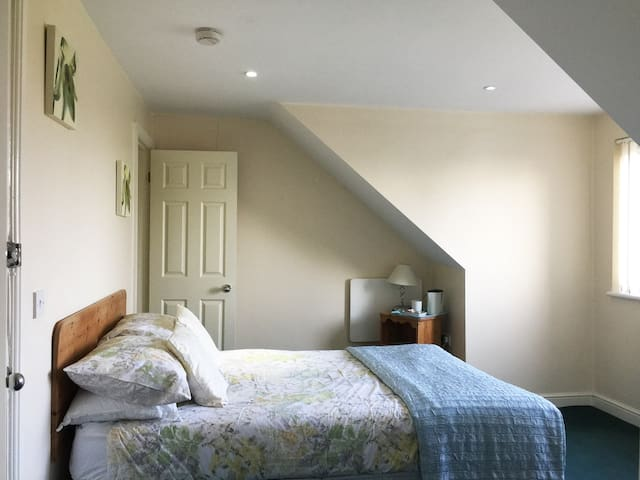 Grimsby En-suite Double Room Wi-Fi/Secure Parking - Healing - Guesthouse