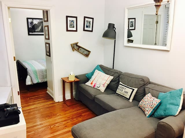 Quaint One Bedroom in the Greenwich Village - New York