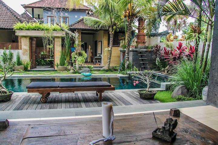 Lovely modern villa with pool - Ubud - Villa